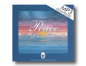 Image of Peace Be Still (MP3)