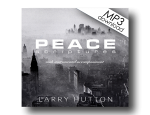 Image of Peace Scriptures (MP3)