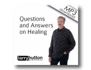 Image of Questions & Answers On Healing (MP3)