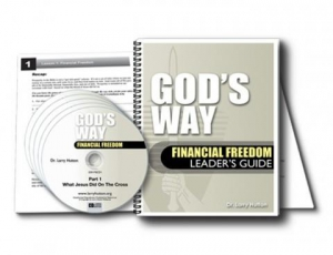 Image of Financial Freedom Bible Study Course