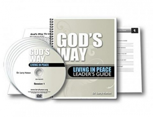 Image of Living In Peace Bible Study Course