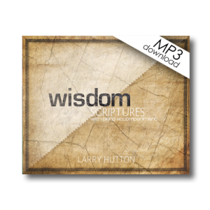 Image of Wisdom Scriptures (Set of 4 MP3's)