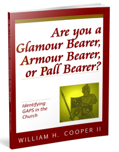 Image of Are You a Glamour Bearer, Armour Bearer, or Pall Bearer? by William Cooper