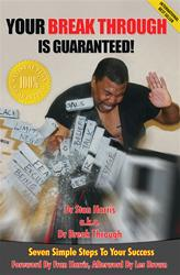Image of Your Breakthrough is Guaranteed BookDr. Stan Harris