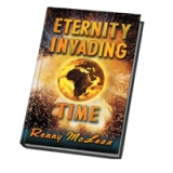 Image of Eternity Invading Time Book