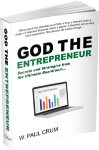 Image of God the Entrepreneur BookDr. Paul Crum