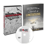 Image of Destroying the Spirit of Limitations BundleApostle Ronald Hamm