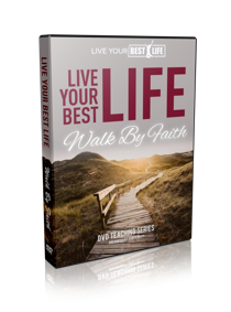 Image of Live Your Best Life: Walk by Faith DVD Series by Ruben West