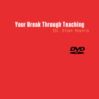 Image of Your Breakthrough is Guaranteed DVDDr. Stan Harris