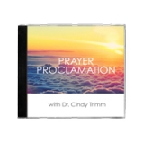 Image of Dr. Cindy Trimm Proclamation CD