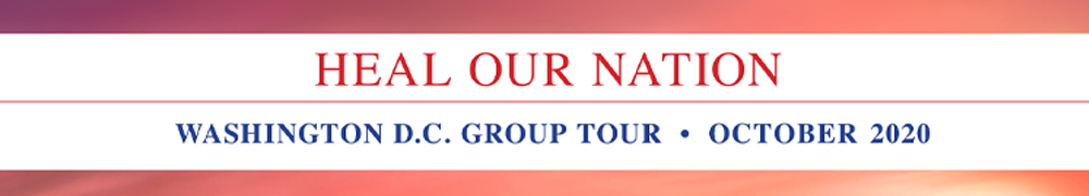 2020 Washington DC Tour Sign Up