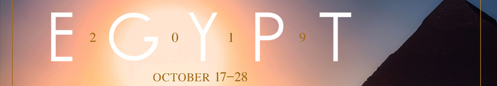 2019 Egypt Tour Sign Up | Marilyn Hickey Ministries