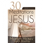 Image of 30 Meditations on Jesus Book