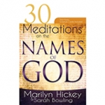 Image of 30 Meditations on the Names of God Book