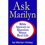 Image of Ask Marilyn - Bible Answers to Questions Book