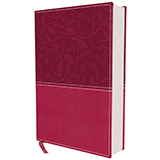 Image of Beautiful Word Bible Pink Cover NIV