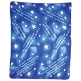 Image of Children's Comfort Blanket - Blue