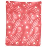 Image of Children's Comfort Blanket - Pink