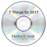 Image of 7 Things For 2017 CD