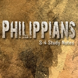 Image of Philippians 3-4 Study Notes