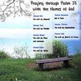 Image of Psalms 23 - Bench