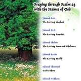 Image of Psalms 23 - Tree