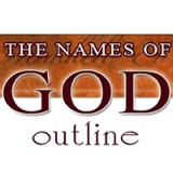 Image of The Names of God Outline