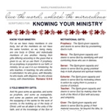 Image of Knowing Your Ministry Scriptures
