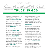 Image of Trusting God Scriptures Download
