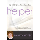 Image of He Will Give You Another Helper Book