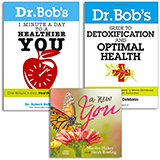 Image of Dr Bob A Healthier You Pack