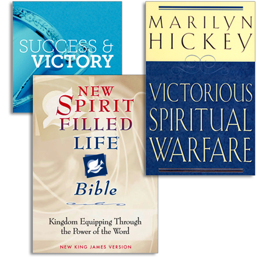 Success and Victory - Pack 2 | Marilyn Hickey Ministries