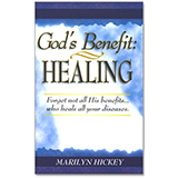 Image of Gods Benefit: Healing Booklet