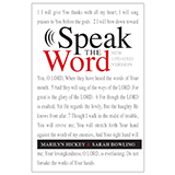 Image of Speak the Word Booklet
