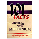 Image of 101 Facts About The New Millennium Booklet