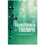 Image of Transformed for Triumph - Crossing into Victory Booklet