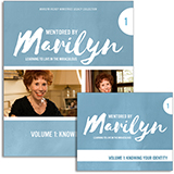 Image of Mentored by Marilyn - Volume 1 Journal & CD set
