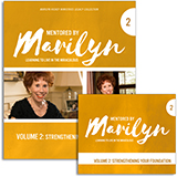 Image of Mentored by Marilyn - Volume 2 Journal & CD Set