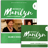 Image of Mentored by Marilyn - Volume 3 Journal & CD set