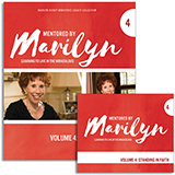 Image of Mentored by Marilyn - Volume 4 Journal & CD set