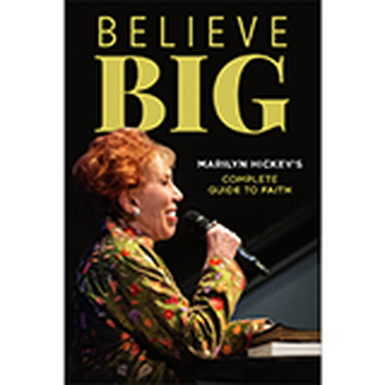 Image of Believe Big Book