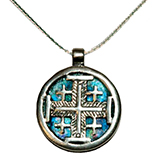 Image of New Jerusalem Necklace