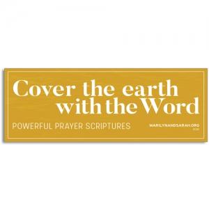 Image of Prayer Scripture Card