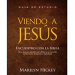Image of Seeing Jesus Bible Encounter in Spanish Book