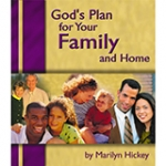 Image of God's Plan For Your Family and Home - Book