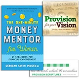 Image of One-Minute Money Mentor for Women Pack