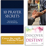 Image of 10 Prayer Secrets - Offer 1