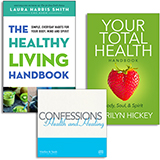 Image of The Healthy Living Handbook Pack