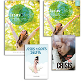 Image of Jesus Chicks 2020 - Pack 1