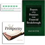 Image of Prayers & Promises for Financial Breakthrough Pack